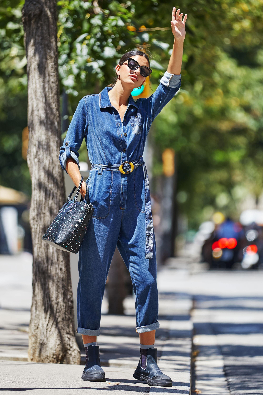 Tuta jeans cintura | Desigual
