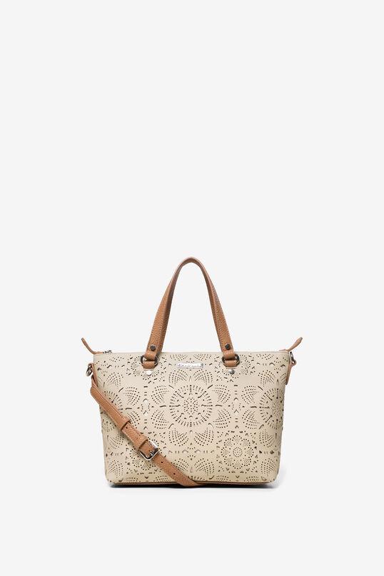 Floral Cut-outs Bag Gela   Desigual