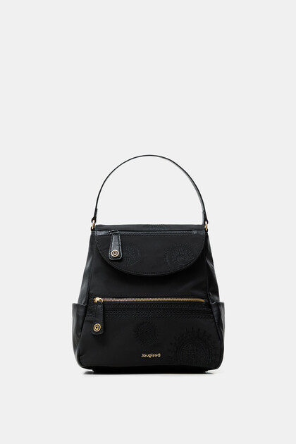 Trapeze silhouette medium backpack