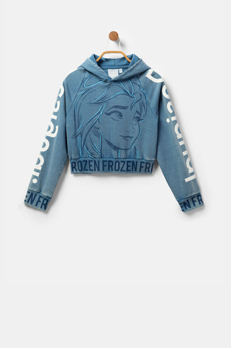 """Frozen 2"" hooded sweatshirt"