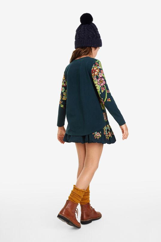 Samarreta floral lluentons | Desigual