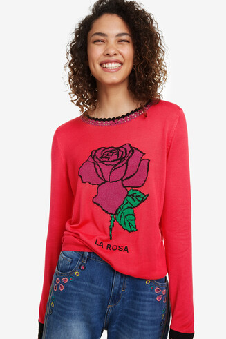 Rosa Pullover Vevey