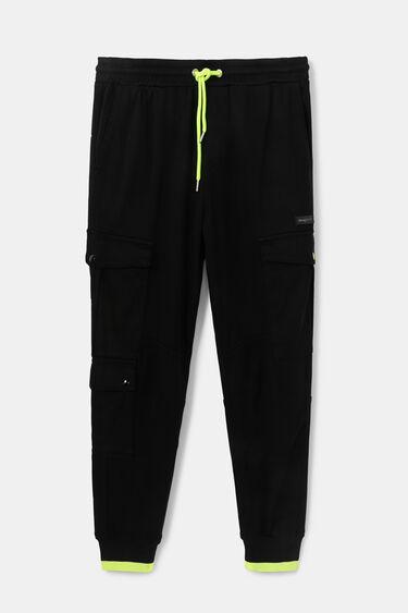 Pantaloni jogger slim cargo | Desigual