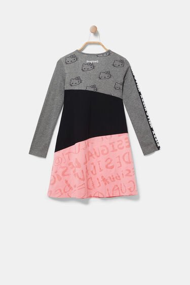 Kleid mit Faltenrock | Desigual