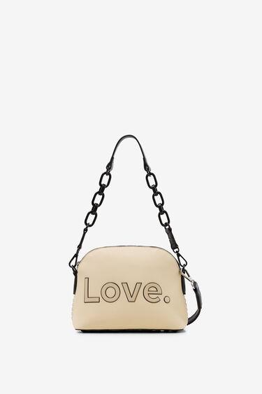 LOVE bag chain | Desigual