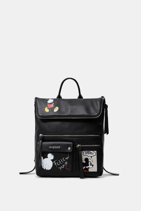 Mickey Mouse square backpack