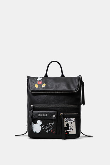 Mickey Mouse square backpack | Desigual