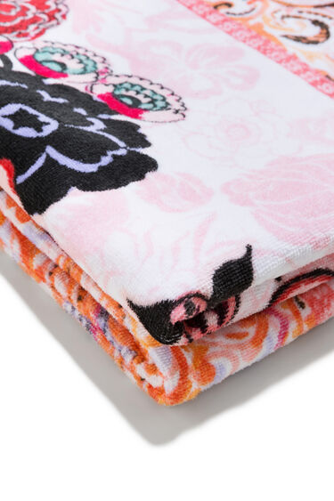 Beach towel  Romantic | Desigual