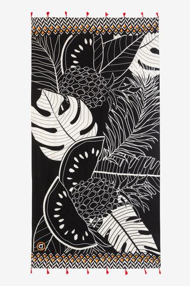 Fulard síndries i pinyes   Desigual
