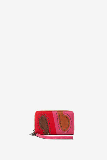 Mini coin purse with bracelet | Desigual