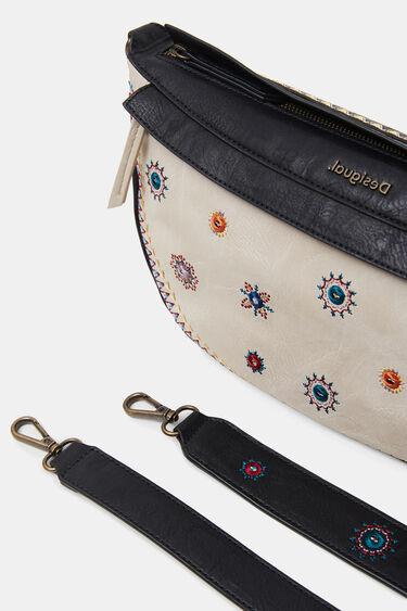 Tasche Mandala-Stickereien | Desigual