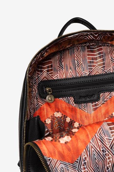 Mini sac à dos mandala africain | Desigual