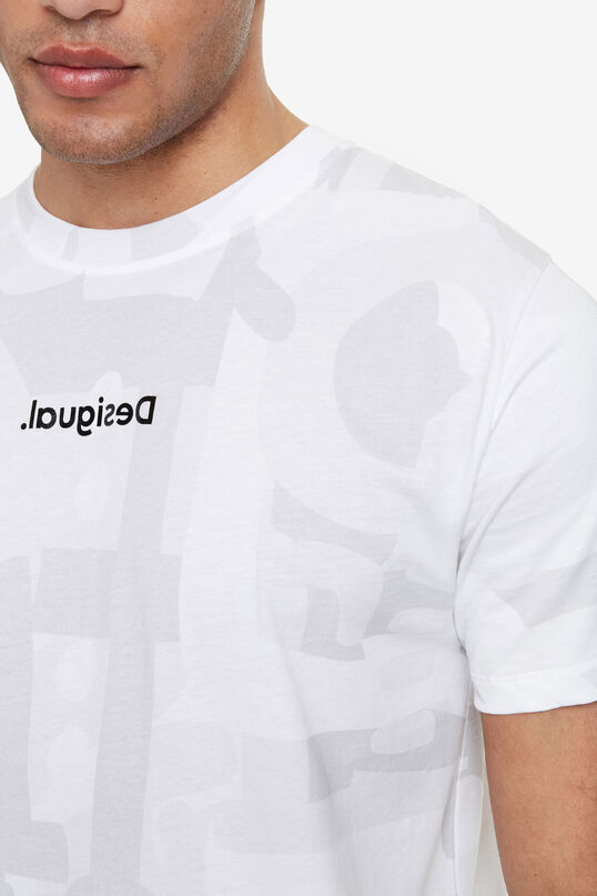 T-shirt camouflage no gender | Desigual