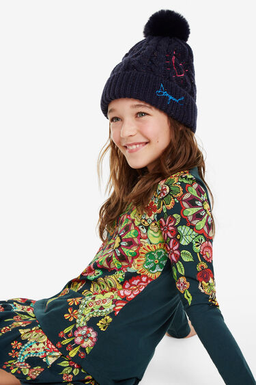 Floral sequinned T-Shirt | Desigual