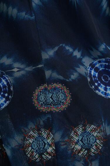 Flowing flared T-shirt | Desigual