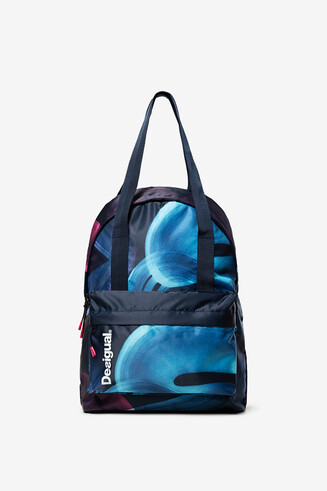 Arty ripples backpack