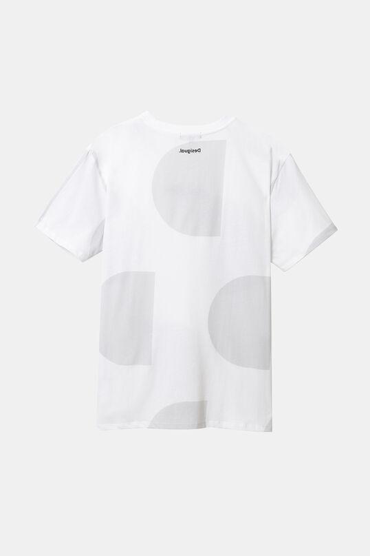 T-shirt Monogram Madrid | Desigual