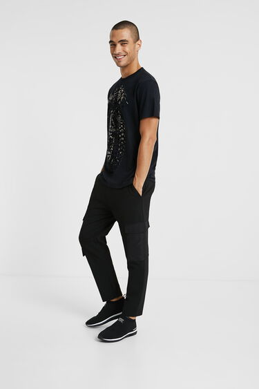 Texturized T-shirt | Desigual