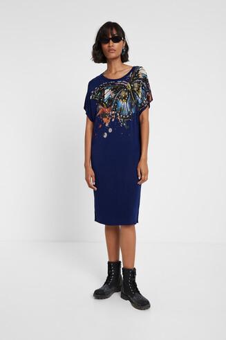 e55c8e042c488 Kleider für Damen Sommer | Desigual.com