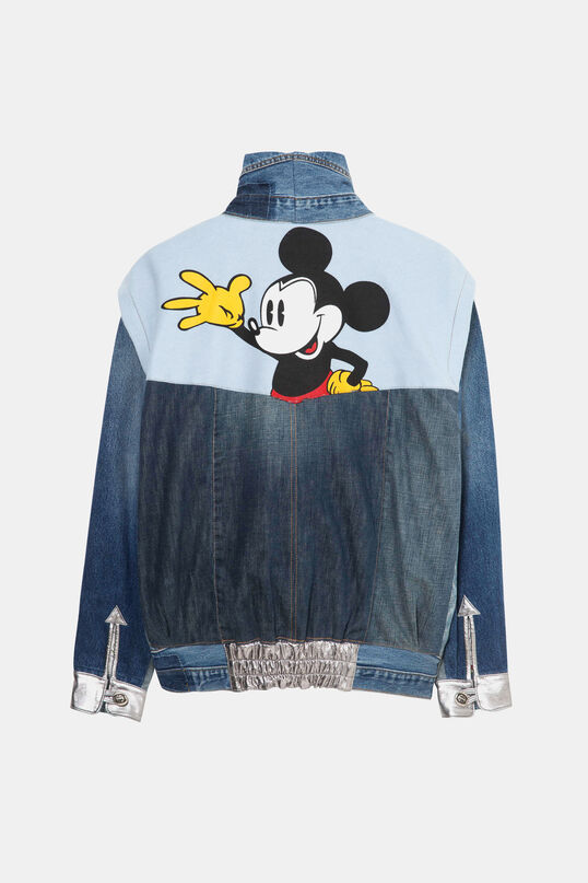Iconic Mickey Mouse Jacket | Desigual