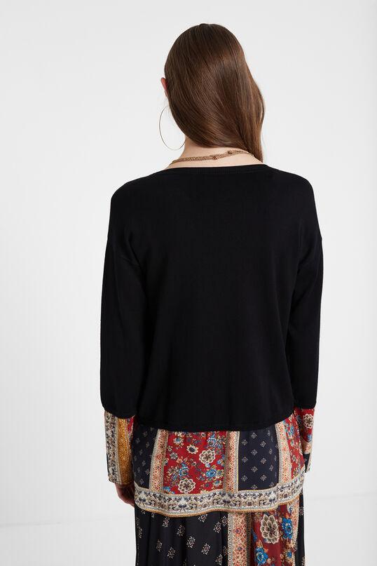 Floral boho jumper | Desigual