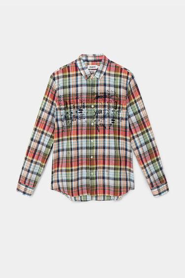 Shirt tartan bolimania | Desigual