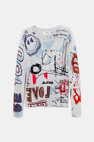 Slim knit jumper | Desigual