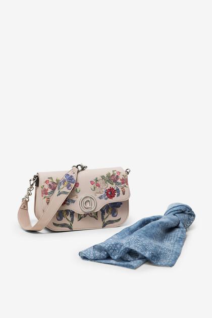 Ensemble sac et foulard