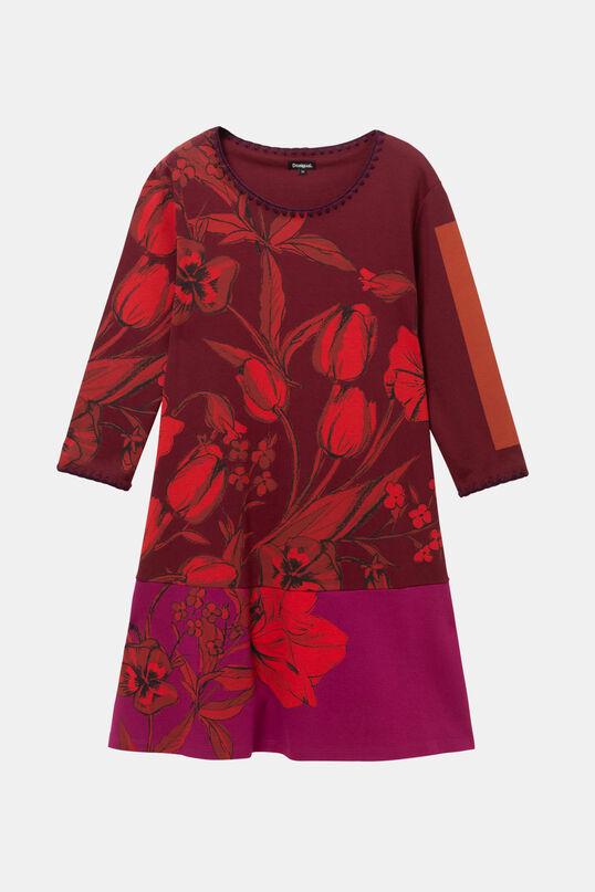 Robe loose manches 3/4 | Desigual