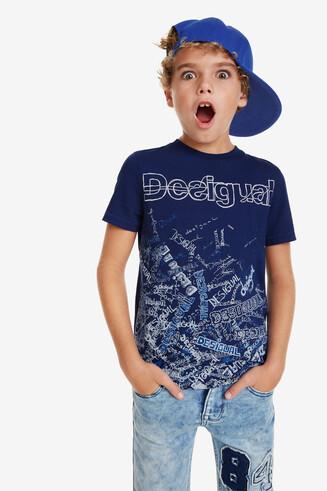 Bolimanía Short-Sleeved T-shirt Liro