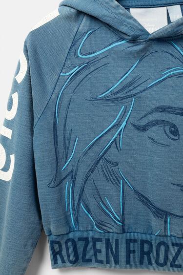 """Frozen 2"" hooded sweatshirt | Desigual"