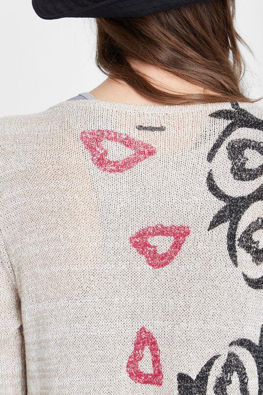 Boho knit jacket   Desigual