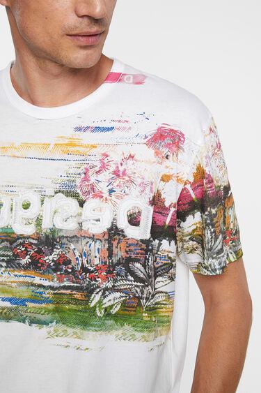 Arty T-shirt 100% cotton   Desigual