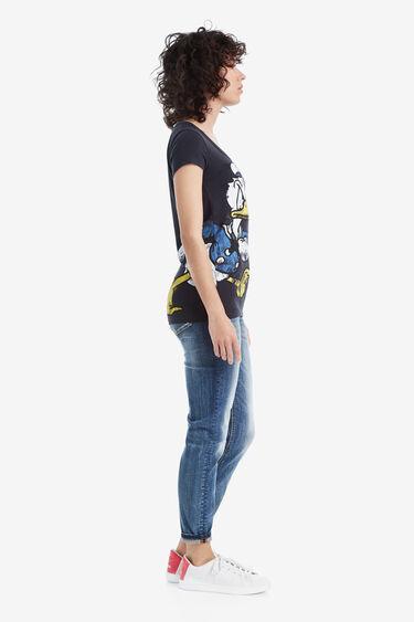 ドナルドダック 青のTシャツ | Desigual