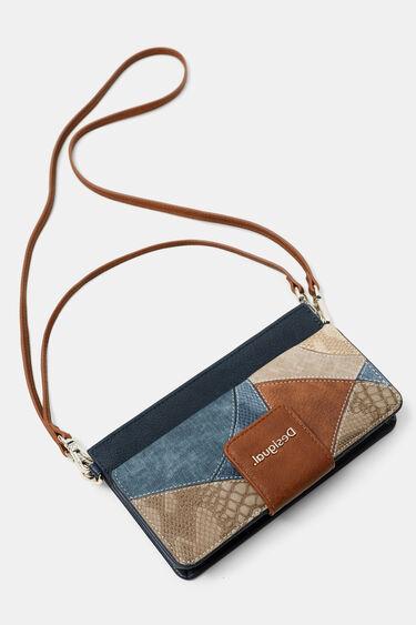 持ち手付き 長方形財布 | Desigual