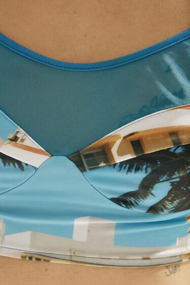 Top slim a bretelle Miami | Desigual