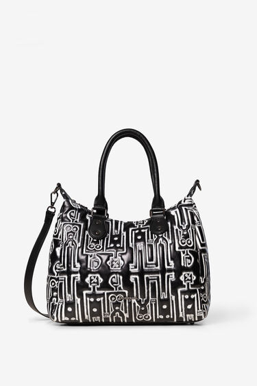 Robots shoulder bag | Desigual