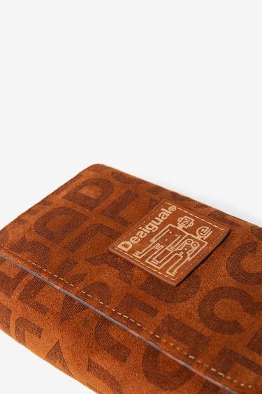 Mini-Portemonnaie Logomania | Desigual