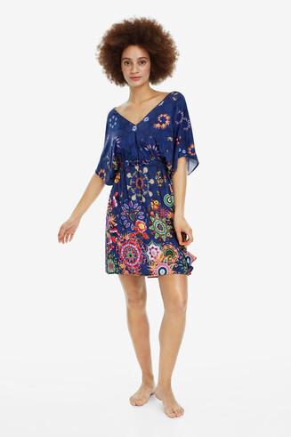 Kleid Blumen Harvir
