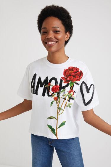 Flowers T-Shirt | Desigual