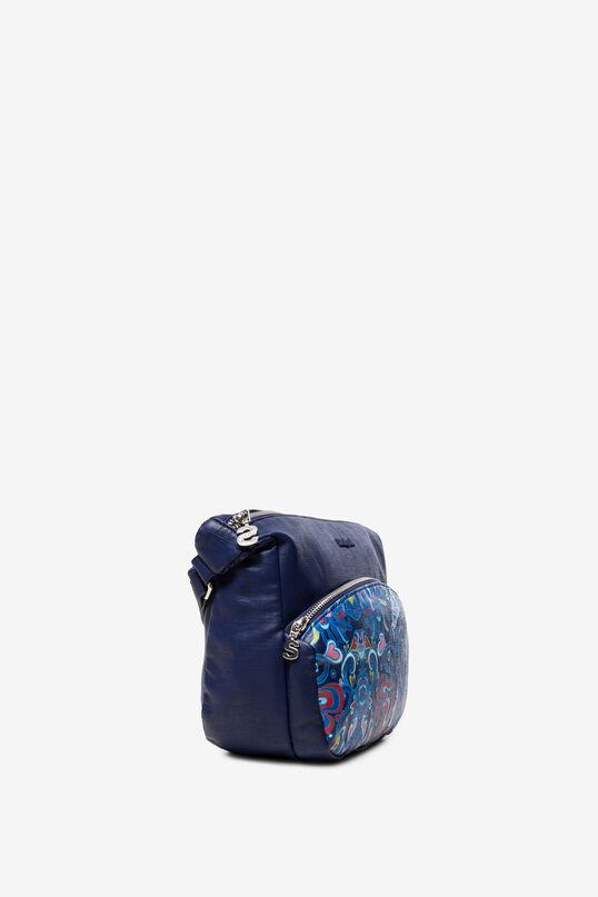 Blue Print Bag Psicodelia Balcad | Desigual