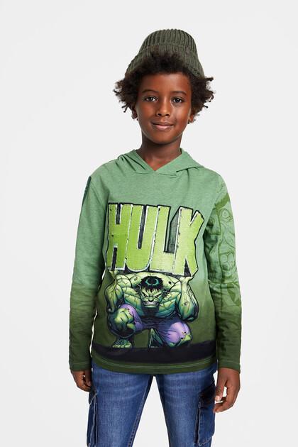 Hulk T-shirt reversible sequins