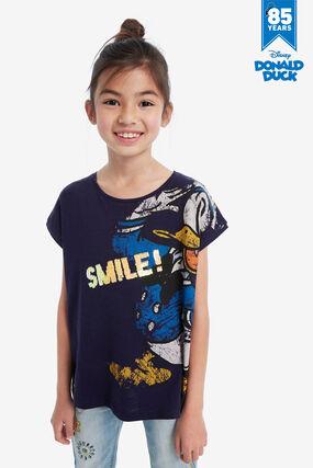 Wide Donald Duck T-shirt