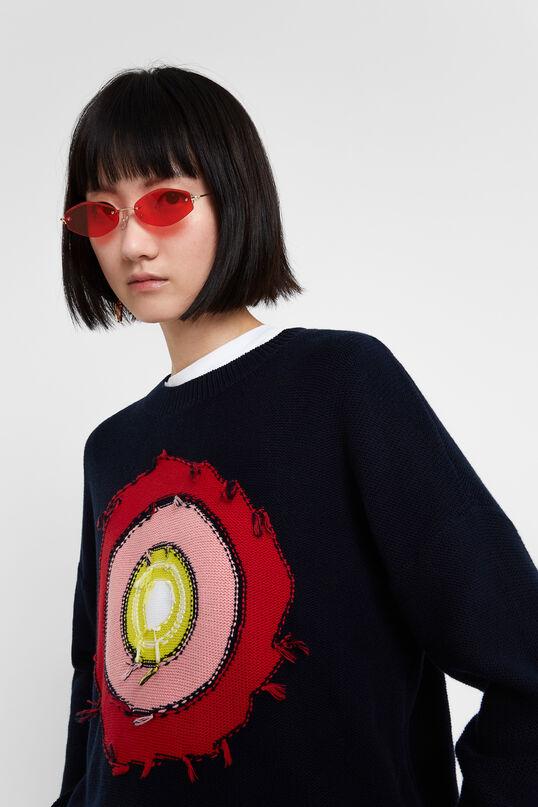 Knit sweater target | Desigual