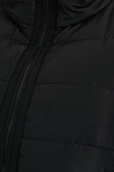 2 in 1 padded jacket | Desigual