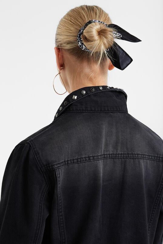 """LOVE"" jean jacket | Desigual"