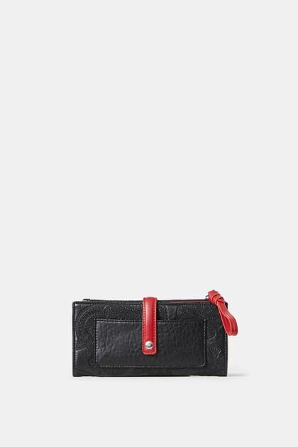 曼荼羅模様 長財布