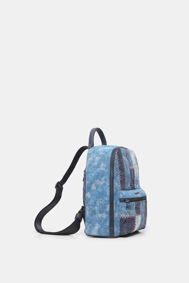 Backpack patch denim | Desigual