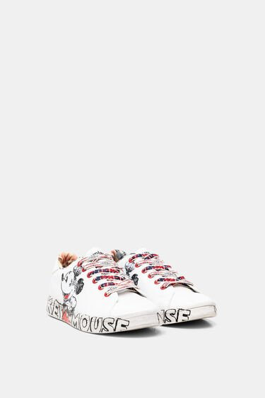 Sneakers Mickey Mouse illustration | Desigual