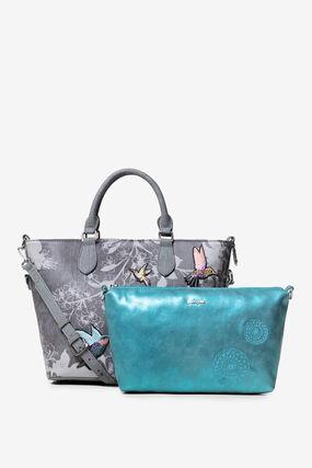 Borsa Bag&Play Wallpaper Florida